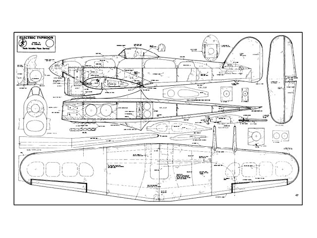 Electric Typhoon - 10805