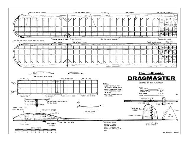 Ultimate Dragmaster - plan thumbnail image