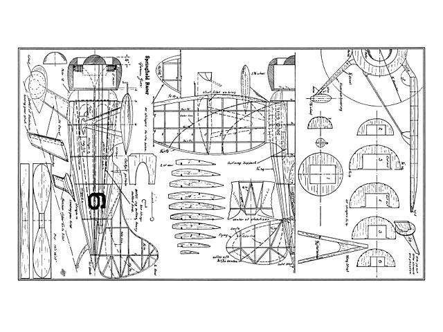 Springfield Racer - plan thumbnail image