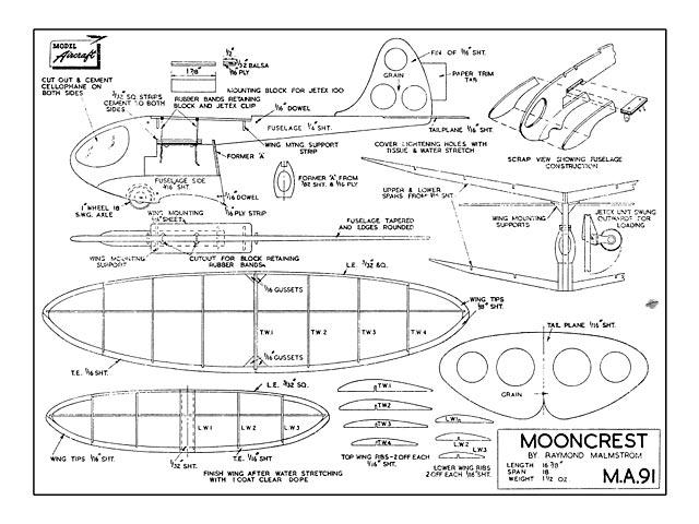 Mooncrest - 10829
