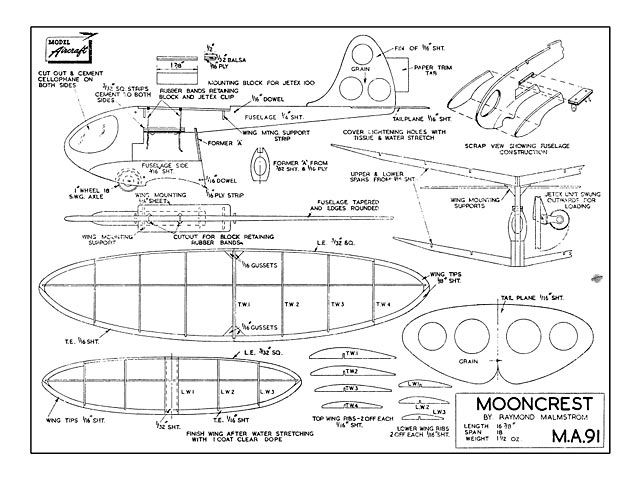 Mooncrest - plan thumbnail image
