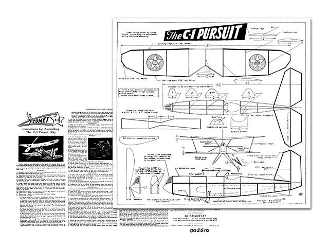 C-1 Pursuit - plan thumbnail image