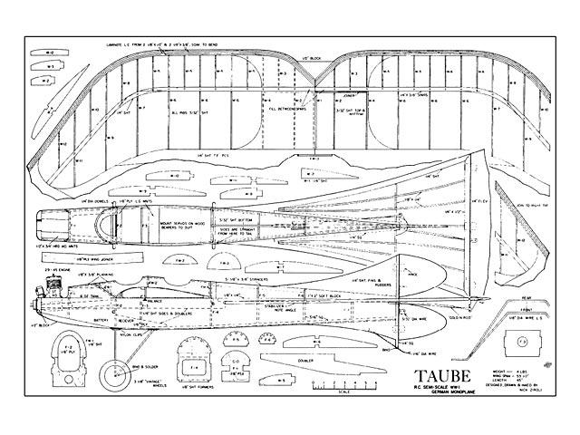 Taube - 10837