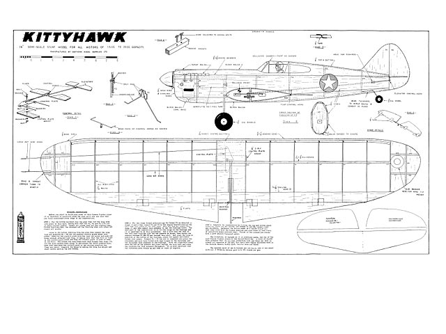 Kittyhawk Mk1 (oz1084) by R Duance from Aeroflyte
