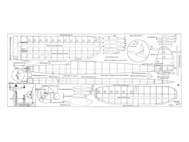 Stratosfera II - plan thumbnail image