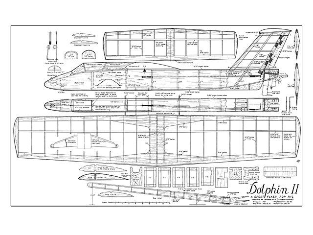 Dolphin II - plan thumbnail image