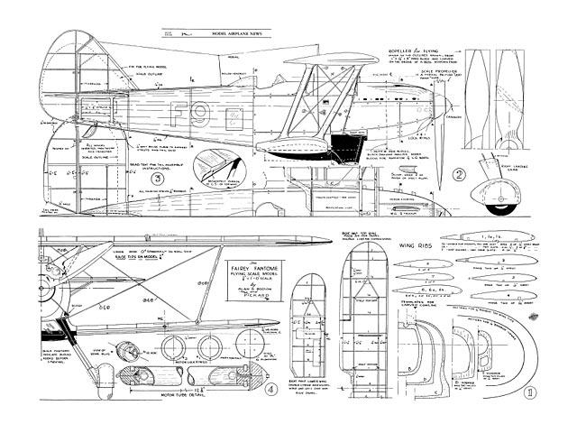 Fairey Fantome - 10879