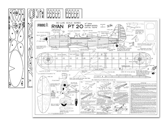 Ryan PT-20 - plan thumbnail image