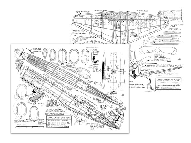 Crosby CR-4 - plan thumbnail image