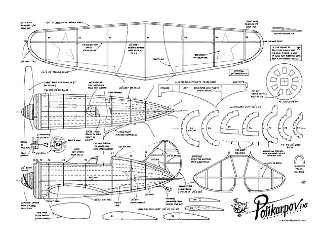 Polikarpov - plan thumbnail image