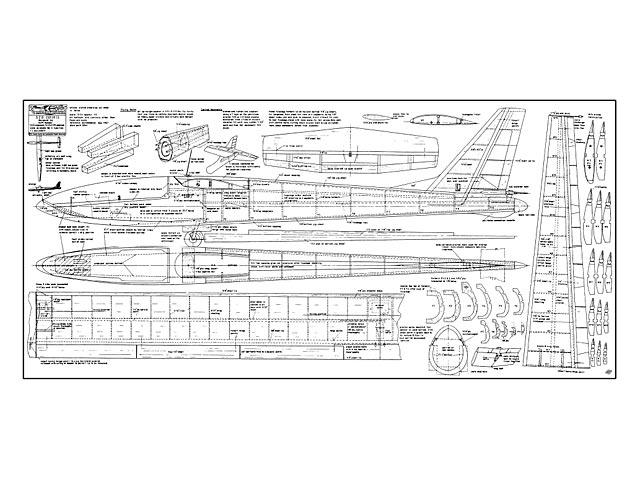 SZD Zefir II - plan thumbnail image