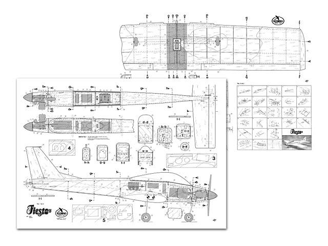 Fiesta 45 - plan thumbnail image