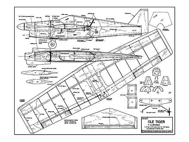 Ole Tiger - 10903