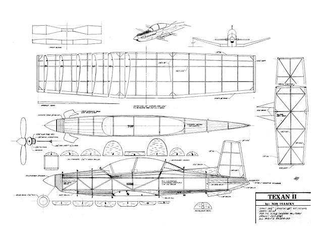 Texan II - 10907