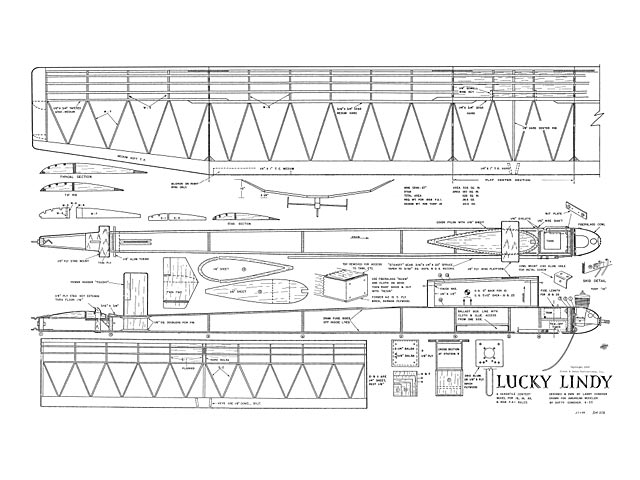 Lucky Lindy - plan thumbnail image