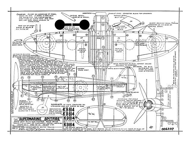 Spitfire - 10912