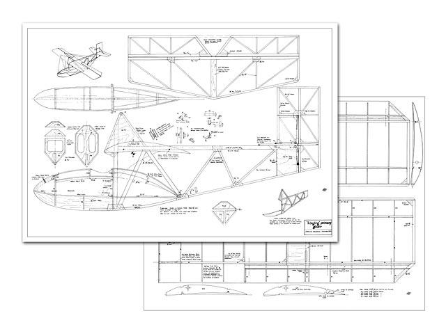 Zoegling Primary Glider - 10915