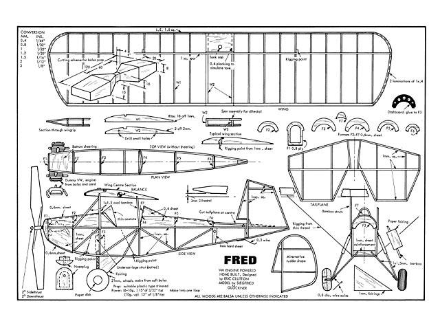Fred - plan thumbnail image