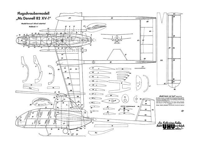 McDonnell 82 XV-1 - 10922