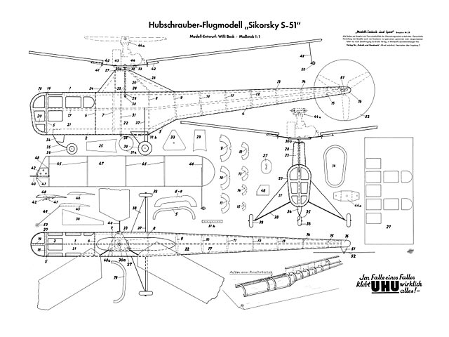 Sikorsky S-51 - 10923