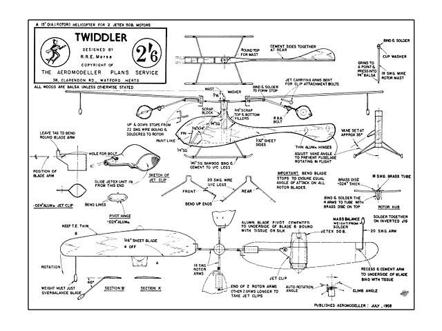 Twiddler - 10927