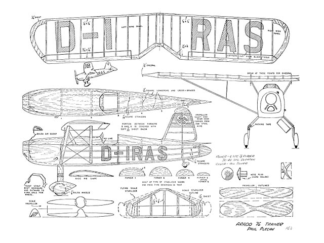 Arado 76 - 10948