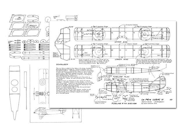 Le Pere LUSAC II - plan thumbnail image