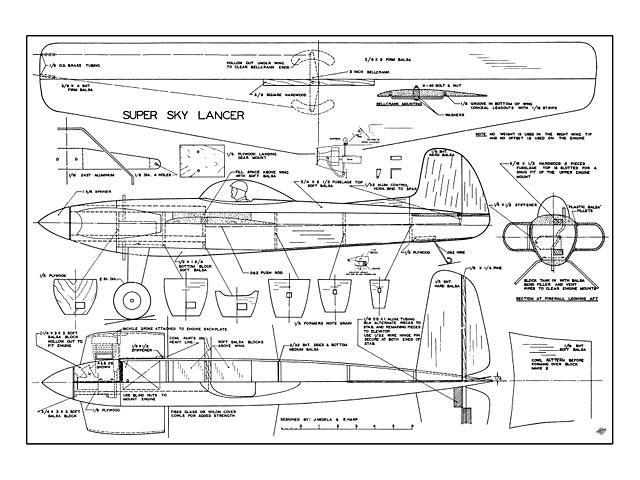 Super Sky Lancer - plan thumbnail image