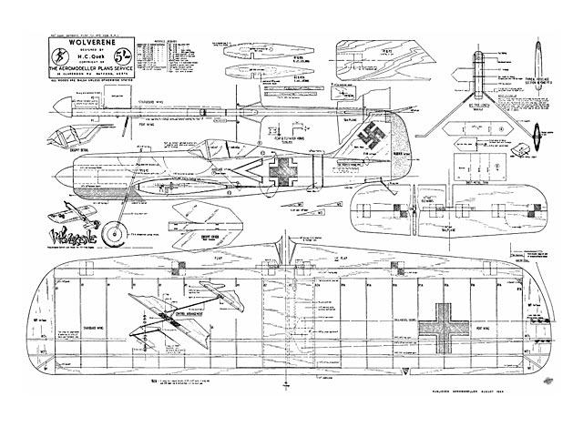 Wolverene - plan thumbnail image