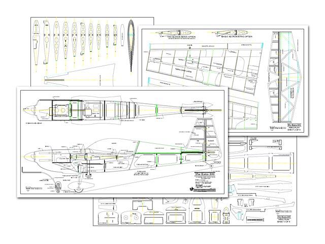 Extra 300 90 - plan thumbnail image