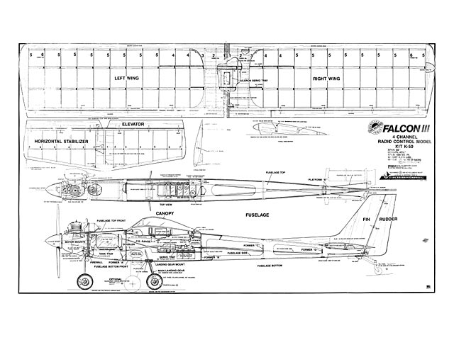 Falcon III - 10988