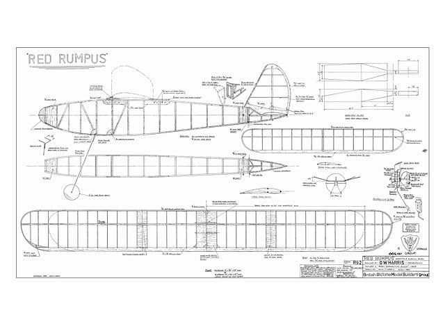 Red Rumpus - 10992
