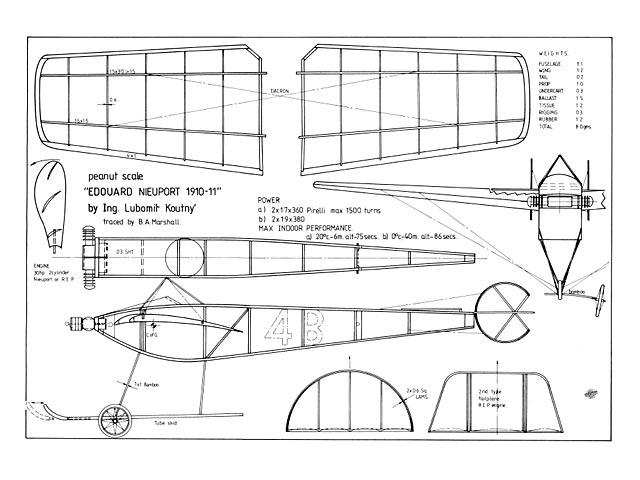 Edouard Nieuport 1910-11 (oz11024) by Lubomir Koutny
