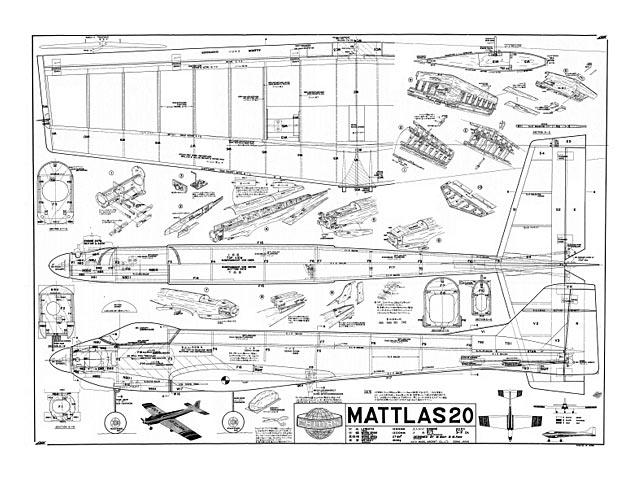 Mattlas 20 - 11052