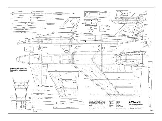 Alfa-X - 11054