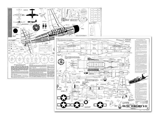 Vultee Vengeance A-31 - 11091