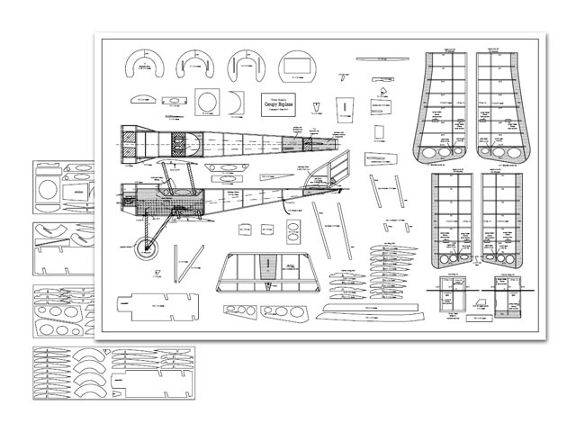 Goupy Biplane - 11097