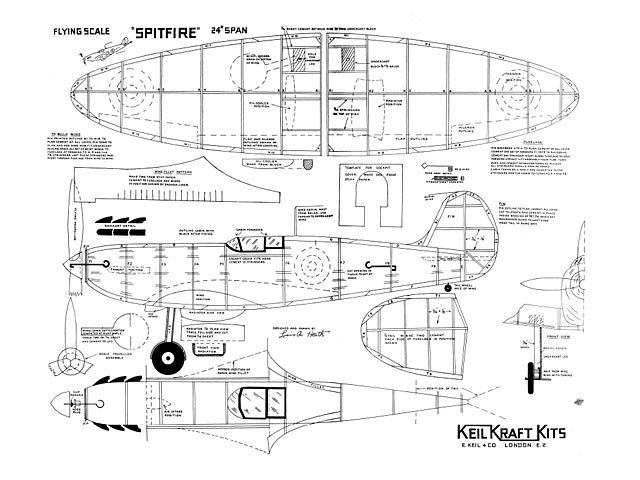 Spitfire - 11104