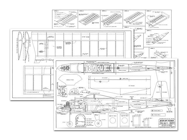 Begin-Air Trainer - 11168