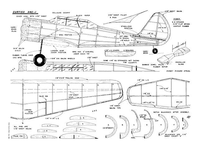 Curtiss SNC-1 - 11169