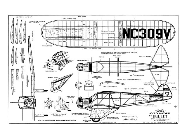 Alexander Bullet - 11170