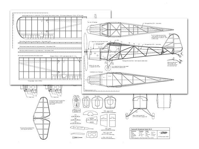 Taylorcraft Auster III - 11460