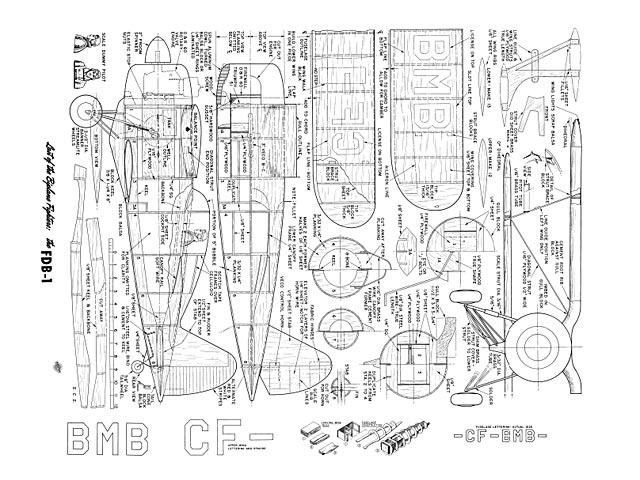 Gregor FDB-1 - plan thumbnail image