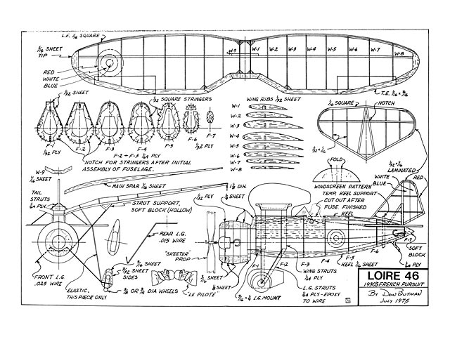 Loire 46 - plan thumbnail image