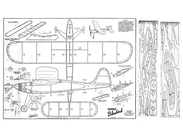 Bluebird - plan thumbnail image