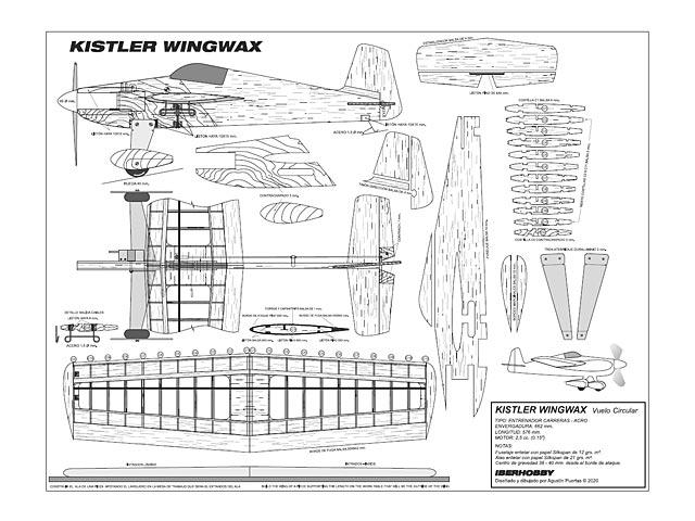 Kistler Wingwax (oz11949) by Agustín Puertas