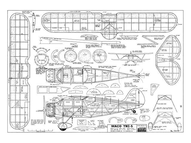 Waco YKC-S - plan thumbnail image