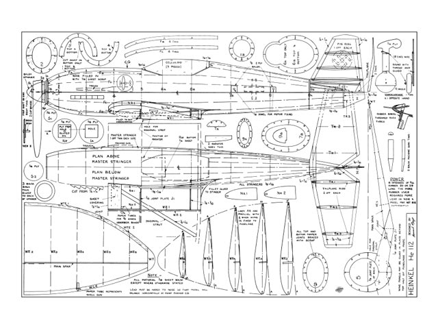Heinkel 112 - 12281
