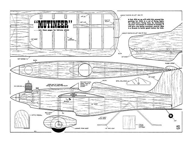 Mutineer - 12326