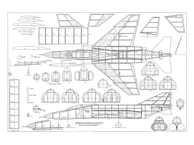 F-4E Phantom II (oz12393) by John Bell 2013